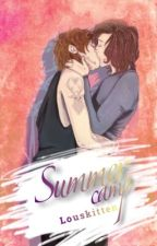 Summer Camp »Larry Stylinson by louskitten