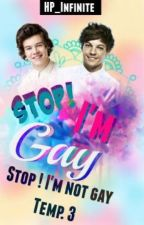 Stop ! I'm gay #3 by HP_Infinite