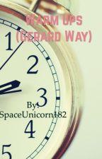 Warm Ups (Gerard Way Fanfic) by SpaceUnicorn182