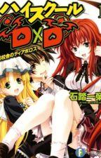 High School DxD Volume 1 by KonoDxD