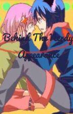 Behind the nerdy appearance by KamisamaKissFreak
