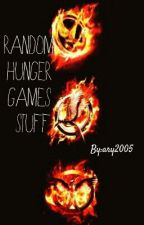 random Hunger Games stuff by arylovesemojis