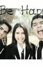 BE HAPPY (aliando prilly) by hadiastory