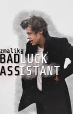 Bad Luck Assistant [HARRY STYLES & CARA DELEVINGNE] by zmalikg