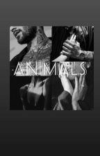 Animals ( Zauren ) by zaywnmalikx