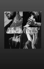 Animals ( Zauren ) by MalikDaddyz
