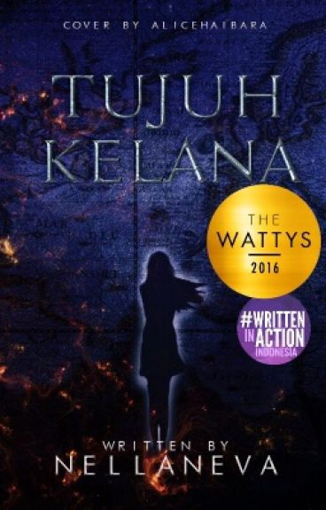 Tujuh Kelana (Novel - Tamat) [Wattys Award Winner]