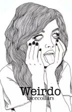 Weirdo by lacecollars