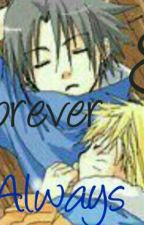 Forever and always . ( SasuNaru)lemon by babymikey123