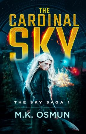 Cardinal Sky by mokbook