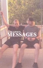messages ; muke by curlyirwin