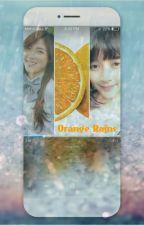 Orange Rains (Ketika Hujan Memiliki Rasa) by elmyituhelmy