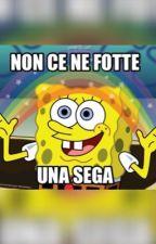 Non ce ne fotte una sega :) by amando_5sos