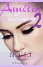 (2) Amélia-Erbin der 1.000 Gesichter Teil 2 by Ary-Lu