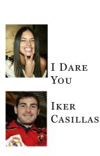 I Dare You (Iker Casillas) by annielovesnekos