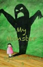 My Monster by EdwinBrown9