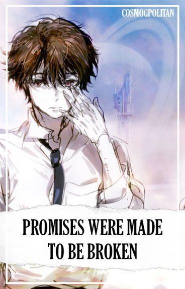 Promises Were Made to Be Broken (Inaho Kaizuka x Reader x Slaine Troyard)