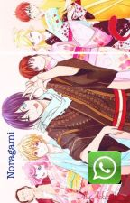 Noragami | WhatsApp by kookainex