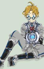 Human! Portal x Reader!!!! by FNAF_Fantasy
