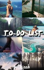To - Do List by ftpeterpan