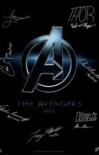 FRASES AVENGERS by CataBarton