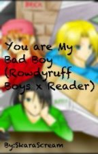 My Bad Boy (Rowdyruff Boys x Reader) by SkaraScream