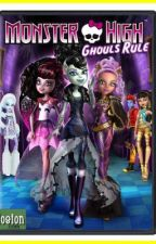 Monster High (A Fanfiction) by Laylie_Love