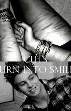 Cuts turn into smiles by idonnutcaree