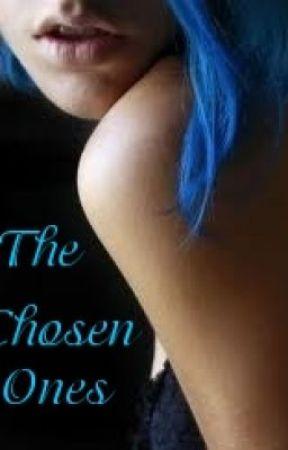 The Chosen Ones (slowly writing) by gabye95