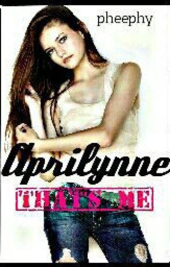 Aprilynne - that's me! (Rumtreiber FF)