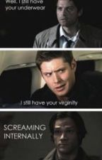 Supernatural Chatroom by The_Lost_Timelord