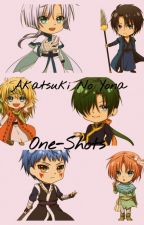 Akatsuki no Yona One-Shots by sugacyube