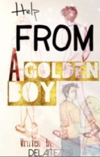Help From A Golden Boy (Percy Jackson Fanfiction) by delaite2789