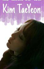 El Diario de Kim TaeYeon by Starlight_LM