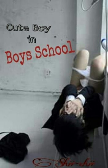 Cute Boy in Boys School