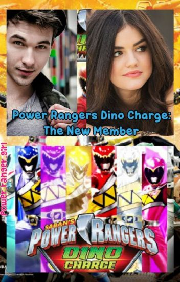 Power Ranger Dino Charge: The New Member
