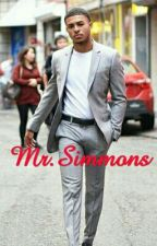 Mr.Simmons by MINDless_SONGbird153