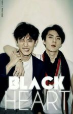 Black Heart || ChanHun by exotryaoi