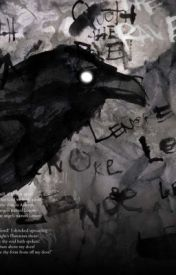 The Raven - E.A. Poe by XkuroshinuX