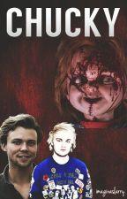 Chucky by imaginaslarry