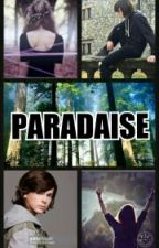 PARADAISE (chandler riggs y tu) by abyriggs