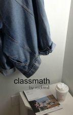 Classmath- Dylan O'Brien by rocknrxll
