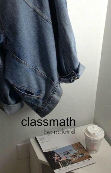 Classmath- Dylan O'Brien