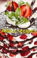 Allie's Recipes by Allie_Clifford_1995
