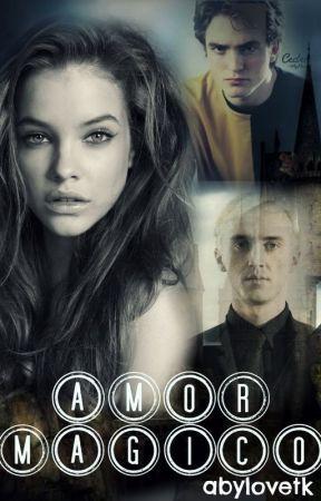 Amor Mágico(Cedric Diggory,Draco Malfoy y tu) by Kiawer