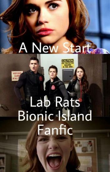 A New Start: Chase Davenport // Lab Rats Bionic Island