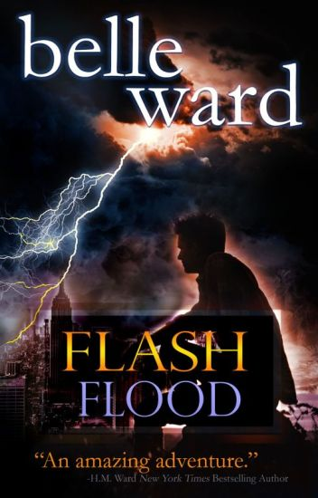 Flash Flood (A Percy Jackson / Flash Crossover)
