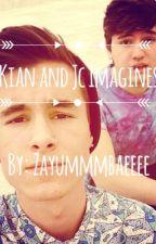 Kian and Jc Imagines! by zayummmbaeeee