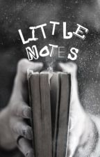 Little Notes by diggy208