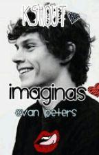 Imaginas • Evan Peters by kshout